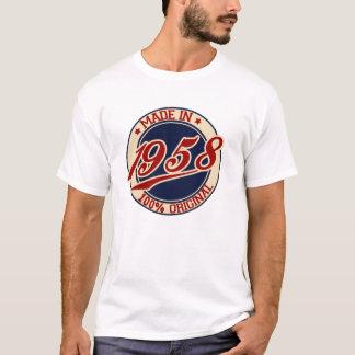 T-shirt Fait en 1958