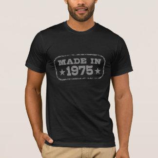 T-shirt Fait en 1975