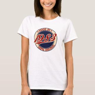 T-shirt Fait en 1983
