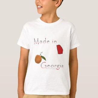 T-shirt Fait en Géorgie badine la pièce en t