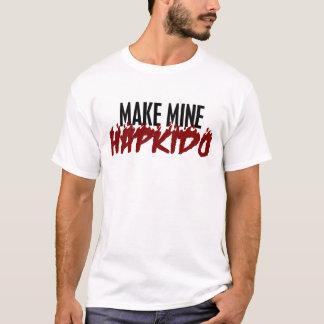 T-shirt Faites à les miens HAPKIDO
