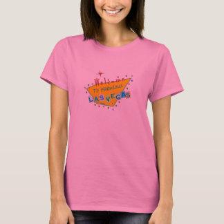 T-shirt Faites bon accueil à RÉTRO Las Vegas à la chemise