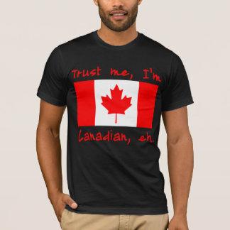 T-shirt Faites confiance que je je suis les produits