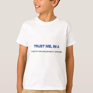 T-shirt Faites confiance que je je suis un dirigeant de