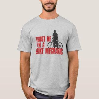 T-shirt Faites confiance que je je suis un mécanicien de