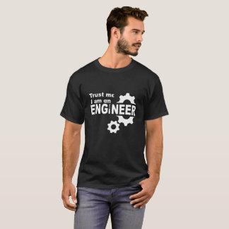 T-shirt Faites confiance que je je suis une chemise