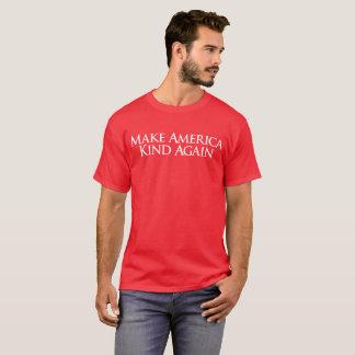 T-shirt Faites la sorte de l'Amérique encore