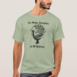 T-shirt Faites les disciples