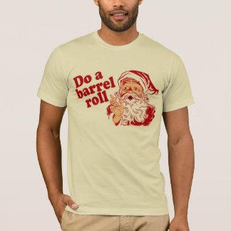 T-shirt Faites un petit pain de baril