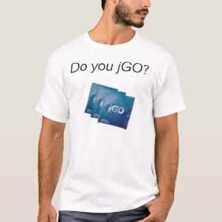 T-shirt Faites-vous JGO ? Chemises de vente
