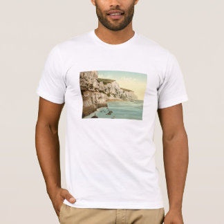 T-shirt Falaises blanches de Douvres, Kent, Angleterre