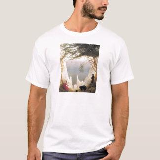 T-shirt Falaises de craie sur Rugen