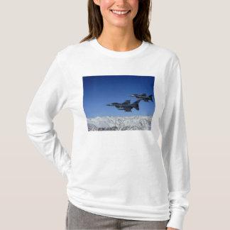 T-shirt Falcons de combat de F-16 de l'Armée de l'Air