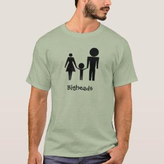 T-shirt Famille de crâneur