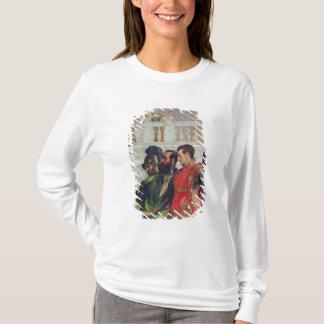 T-shirt Famille de Darius avant Alexandre le grand