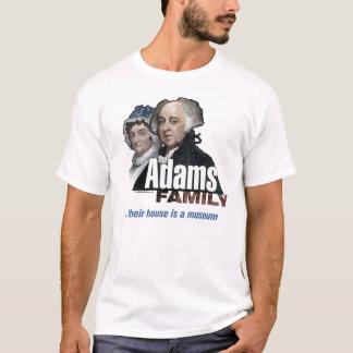 T-shirt Famille de John Adams