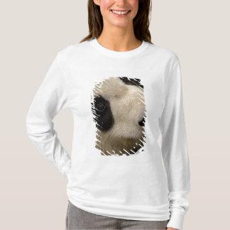 T-shirt Famille de panda géant (melanoleuca d'Ailuropoda)