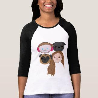 T-shirt Famille de Pewdiepie