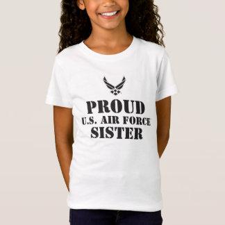 T-Shirt Famille fière - logo noir et étoile