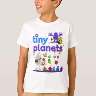 T-shirt Famille minuscule de planètes