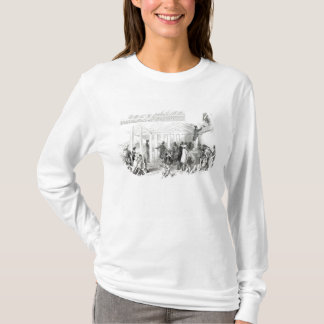 T-shirt Famine irlandaise de pomme de terre, 1847