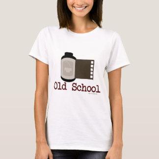 T-shirt Fan de film de vieille école