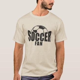 T-shirt Fan de foot