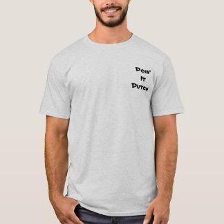 T-shirt Fan de four néerlandais