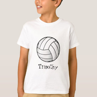 T-shirt Fan de volleyball