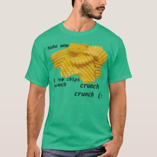 T-shirt fan des puces