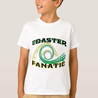 T-shirt Fanatique de dessous de verre