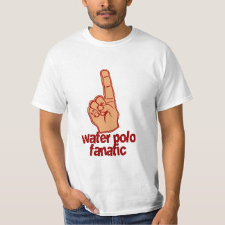 T-SHIRT FANATIQUE DE POLO D'EAU