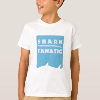 T-shirt Fanatique de requin