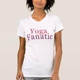 T-shirt Fanatique de yoga