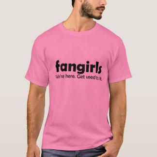 T-shirt fangirls