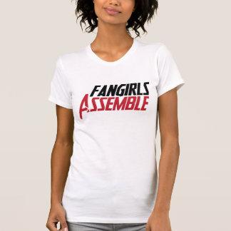 T-shirt Fangirls se réunissent !