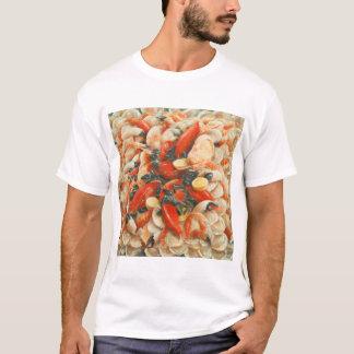 T-shirt Fantaisie 2010 de fruits de mer