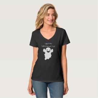 T-shirt Fantôme heureux de vampire de Halloween