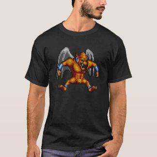 T-shirt Fantômes - Arremer rouge