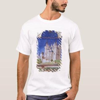 T-shirt Fascimile de septembre : moisson des raisins