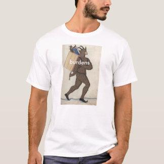 T-shirt Faucon de charges
