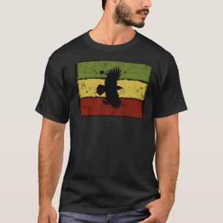 T-shirt Faucon de Rasta