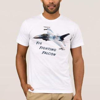 T-shirt Faucon F-16 de combat
