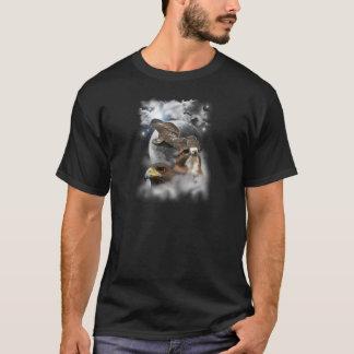 T-shirt Faucons