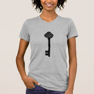 T-shirt Fausse clé antique de Steampunk