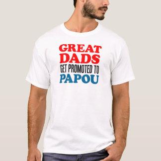 T-shirt Favorisé à Papou