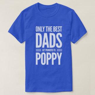 T-shirt Favorisé aux hommes de pavot la pièce en t