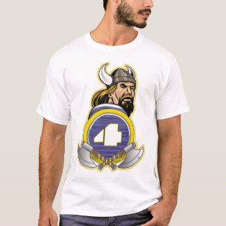 T-shirt Favre est Viking