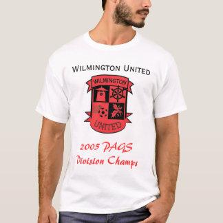 T-shirt FC d'UTD de Wilm - 2005 champions (blancs)