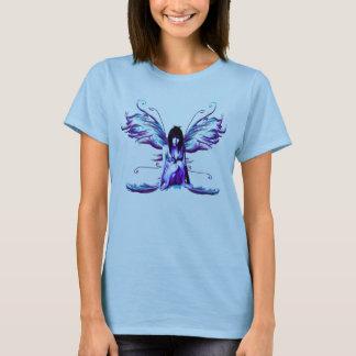 T-shirt fée bleue